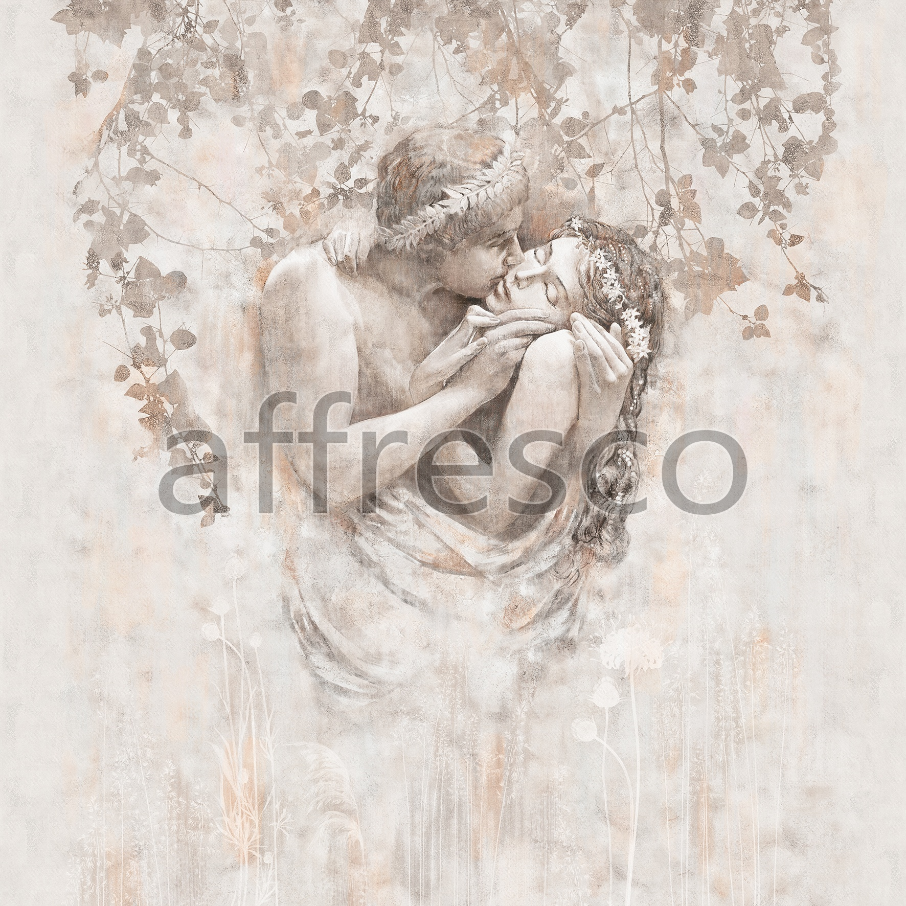 ID135952 | Romance | Kiss | Affresco Factory