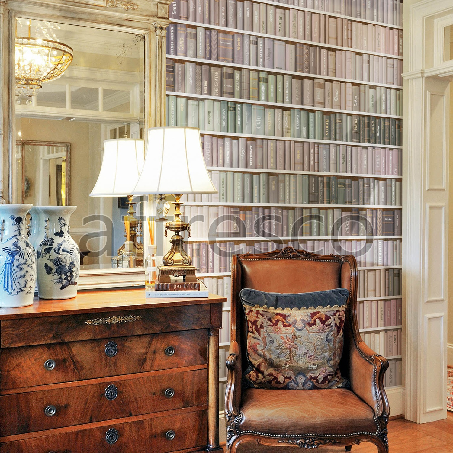 Handmade wallpaper, Handmade wallpaper | Library
