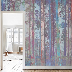 Handmade wallpaper, Handmade wallpaper