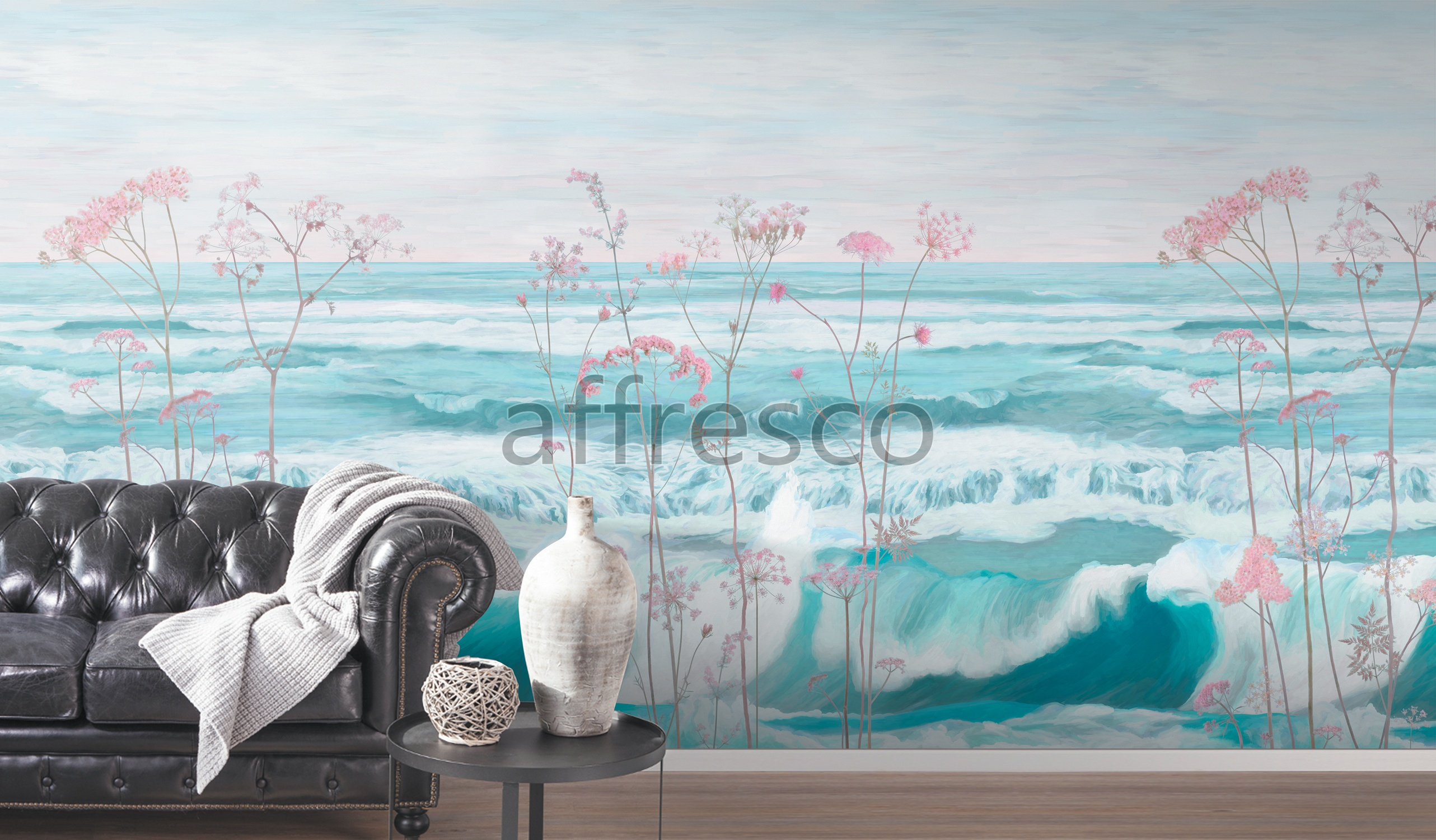 Handmade wallpaper, Handmade wallpaper | Ocean Tide