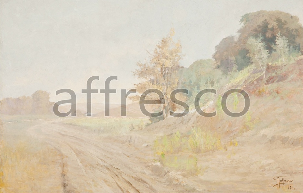 Impressionists & Post-Impressionists | Antonio Parreiras Hazy Day | Affresco Factory
