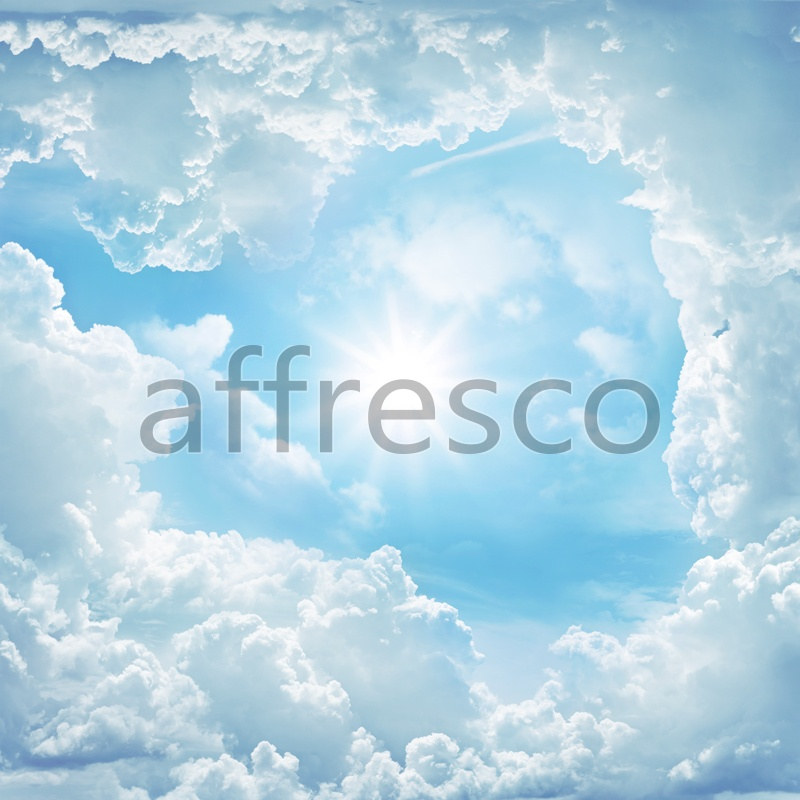 ID13497 | Sky | Clouds and sunlight | Affresco Factory