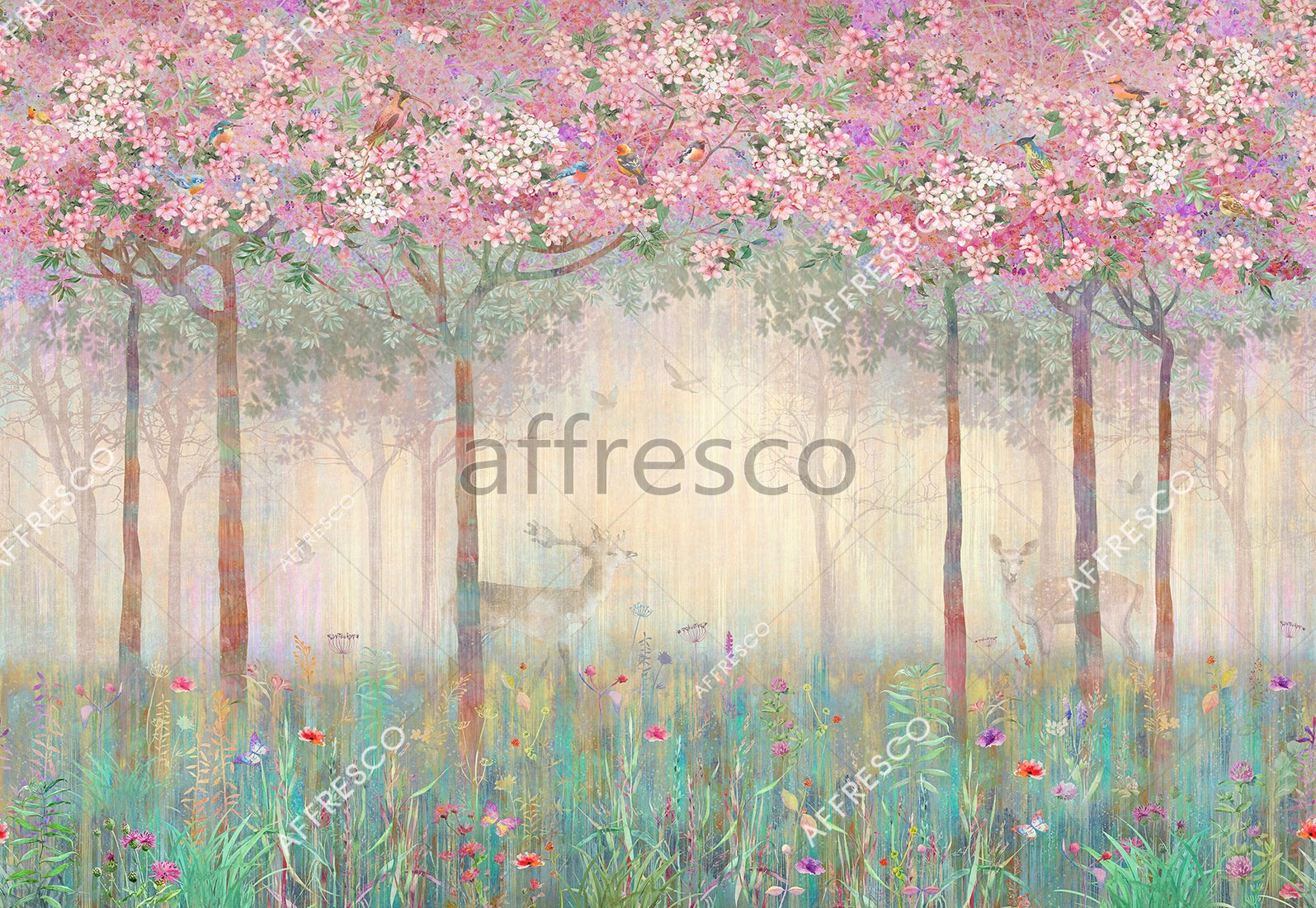 ID135970 | Forest |  | Affresco Factory