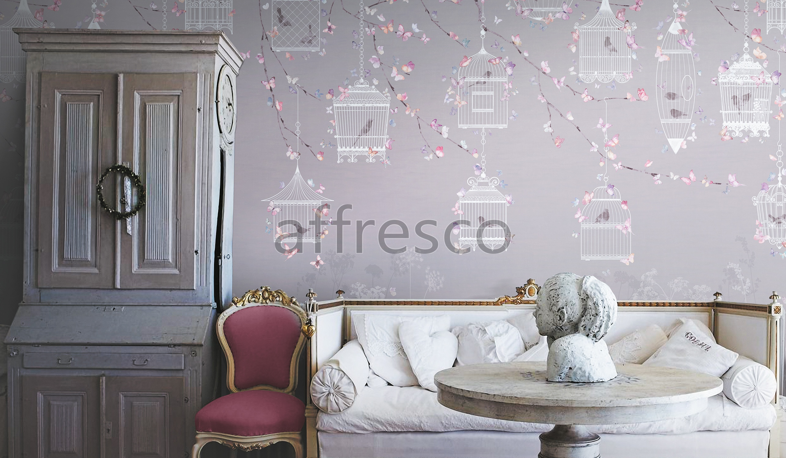 Handmade wallpaper, Handmade wallpaper | Butterflies