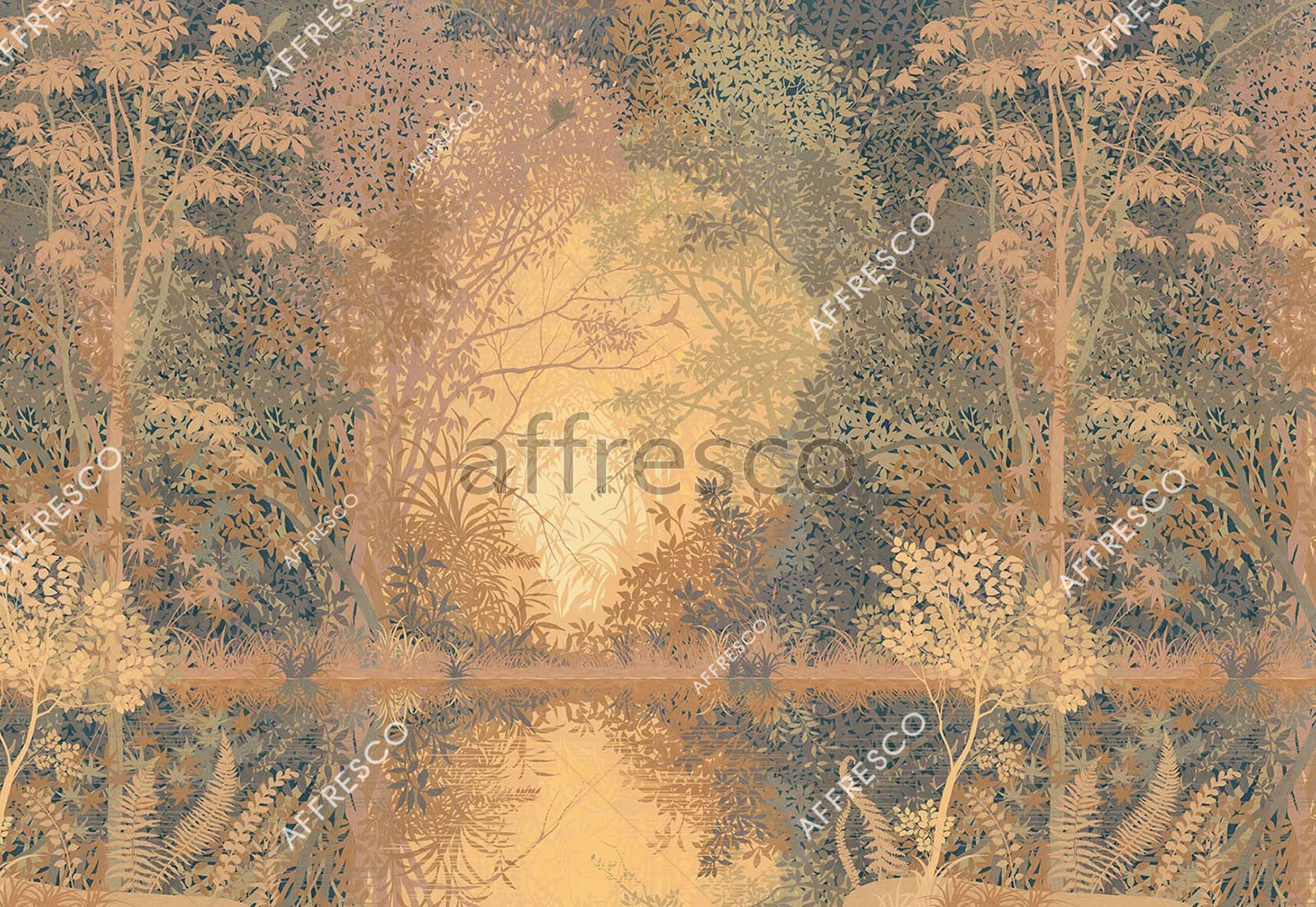 ID137609 | Forest |  | Affresco Factory