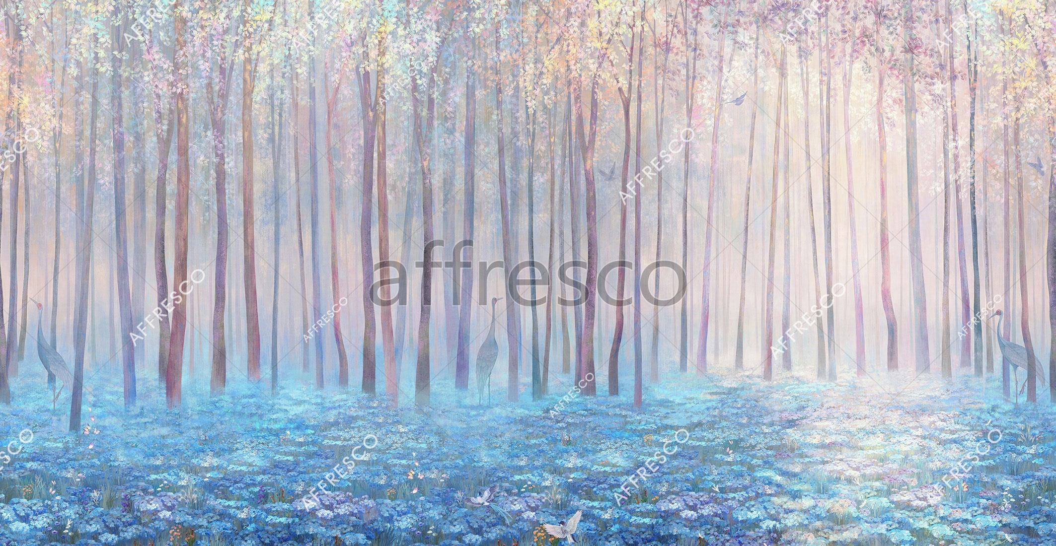 ID135996 | Forest |  | Affresco Factory