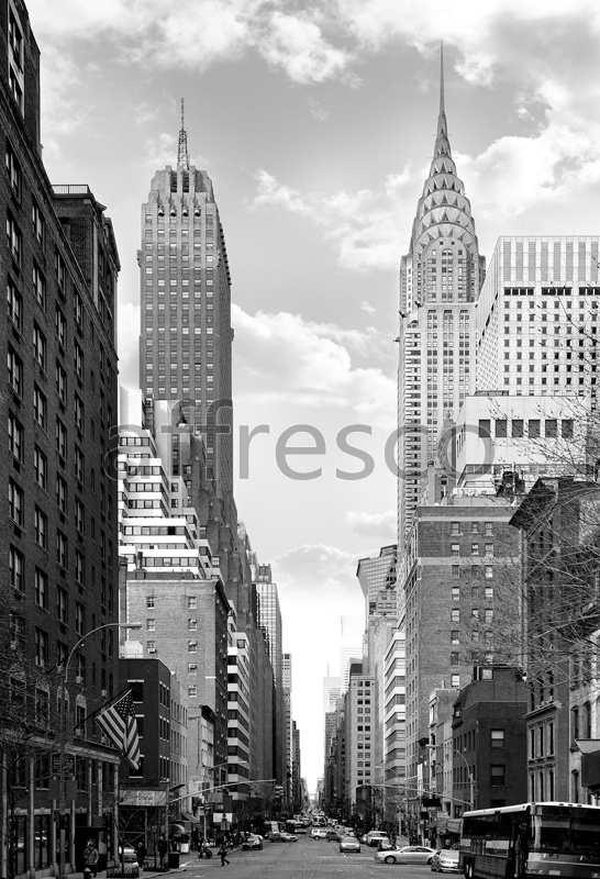 ID10334 | Pictures of Cities  | Skyscrappers, streets | Affresco Factory