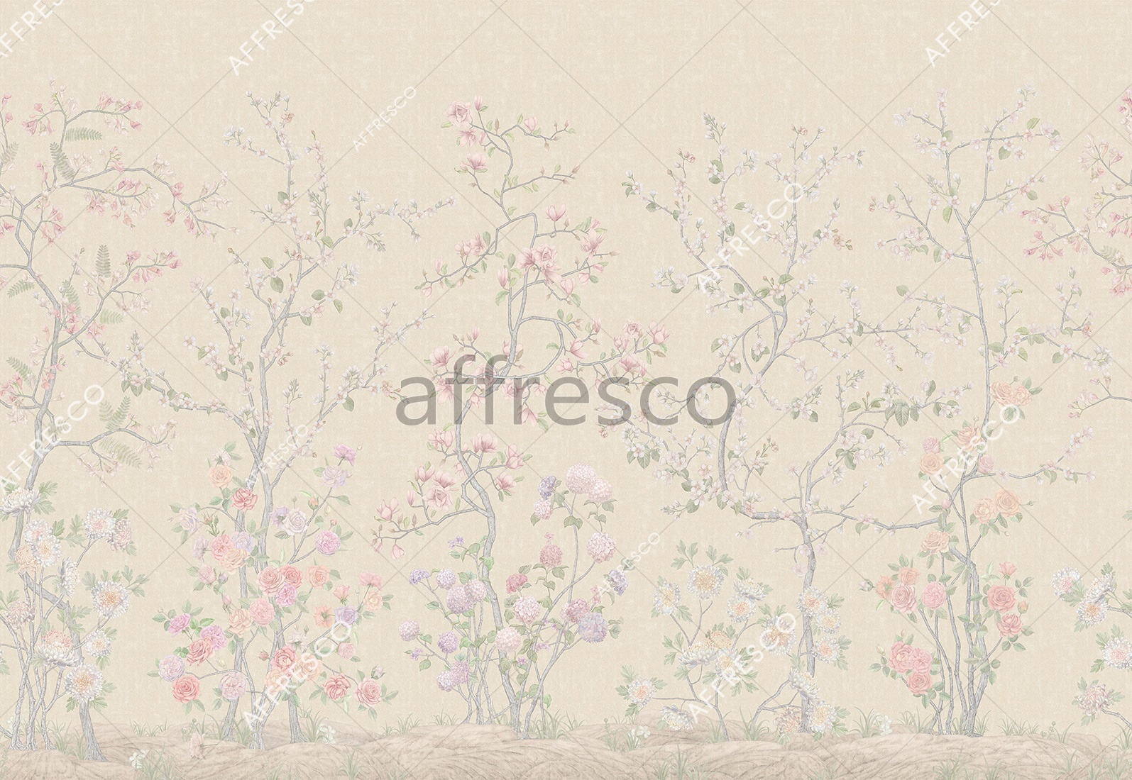 ID136116 | Gardens |  | Affresco Factory