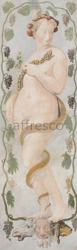 Scenic themes | Francesco Salviati Hecate the Moon | Affresco Factory