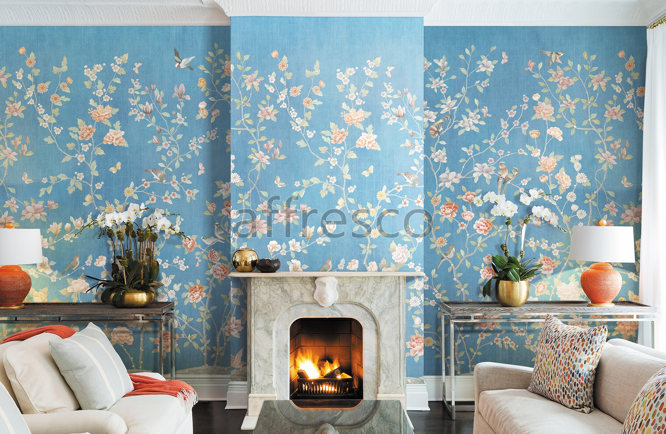 Handmade wallpaper, Handmade wallpaper | Chinese Garden