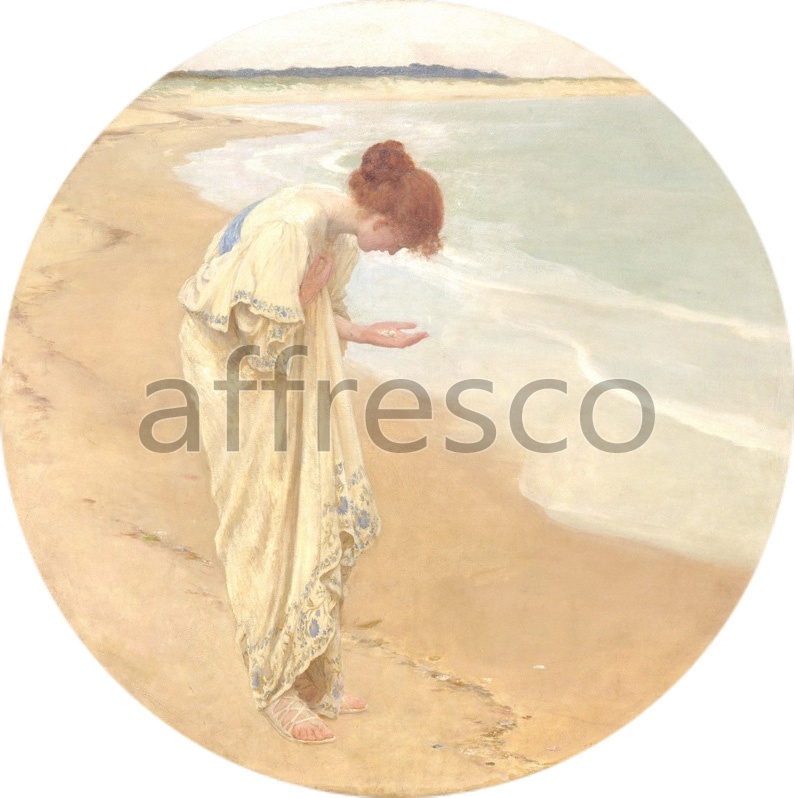 Scenic themes | William Margetson The sea hath its pearls | Affresco Factory