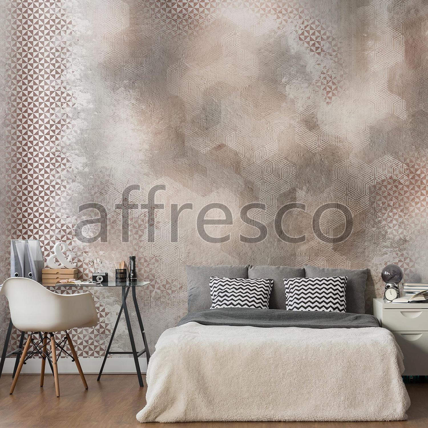 Handmade wallpaper, Handmade wallpaper | Twisty Line