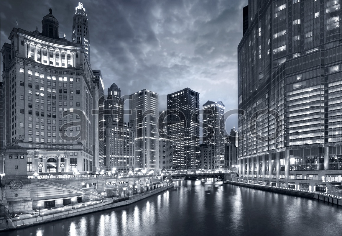 ID11590 | Pictures of Cities  | Big city lights | Affresco Factory