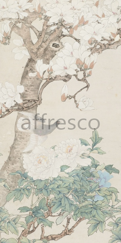 ID135680 | China & Japan | Ветка дерева | Affresco Factory