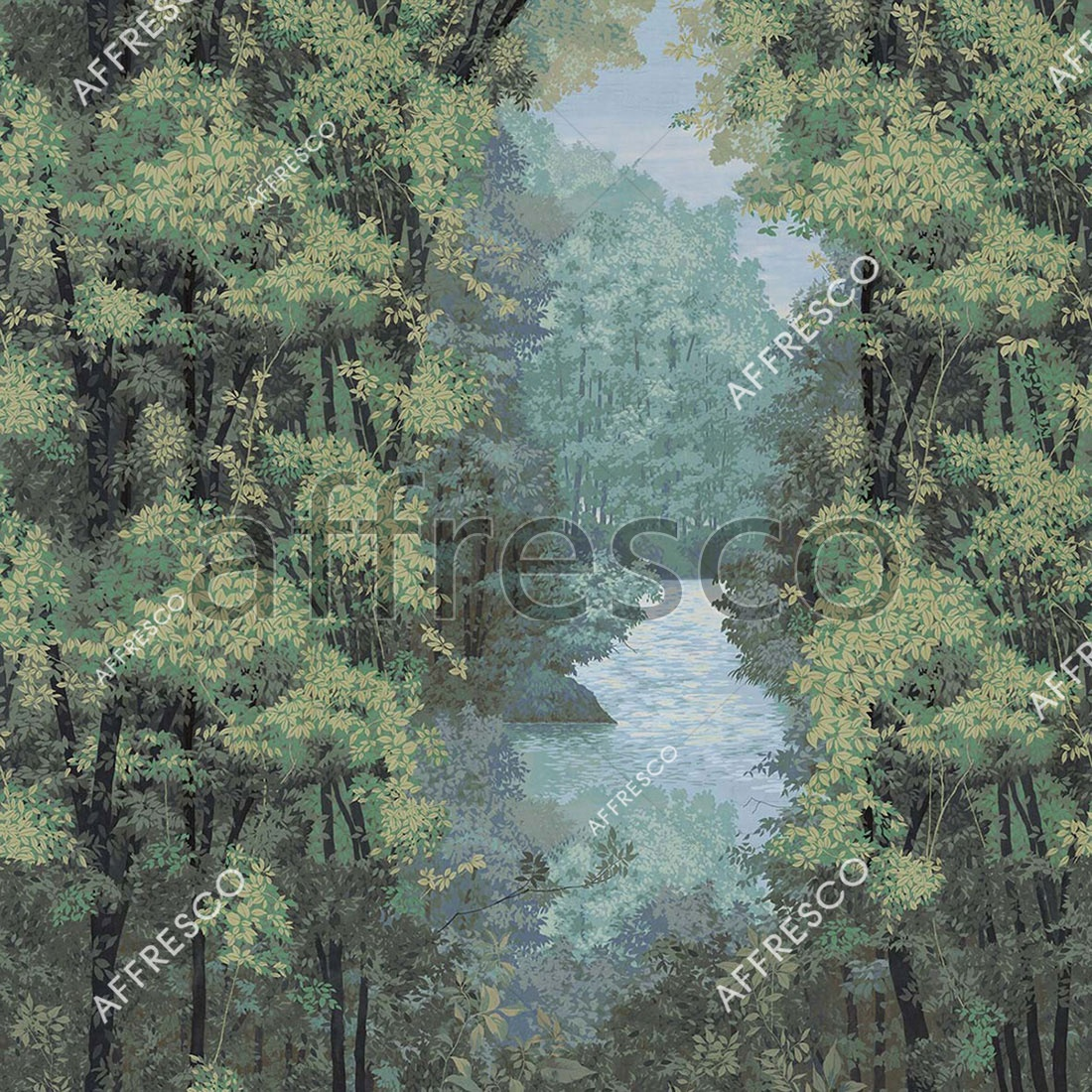 ID137612 | Forest |  | Affresco Factory