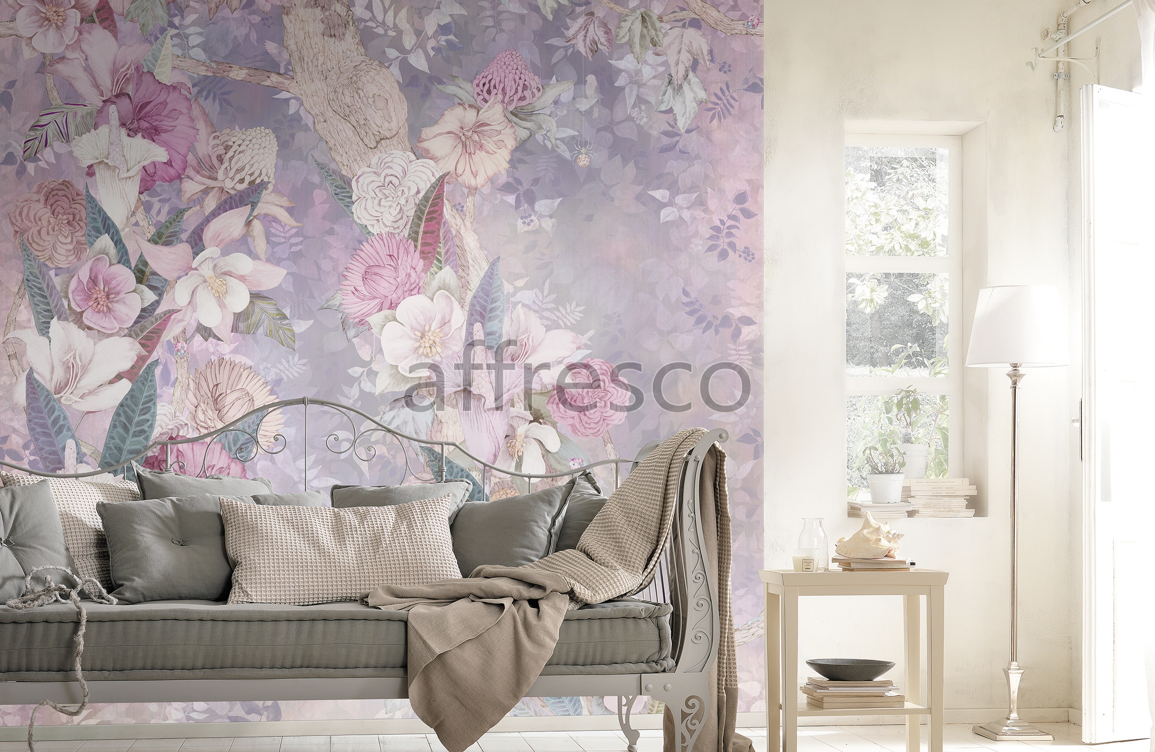 Handmade wallpaper, Handmade wallpaper | On the free branches