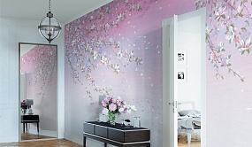 Handmade wallpaper, Handmade wallpaper | Magnolia