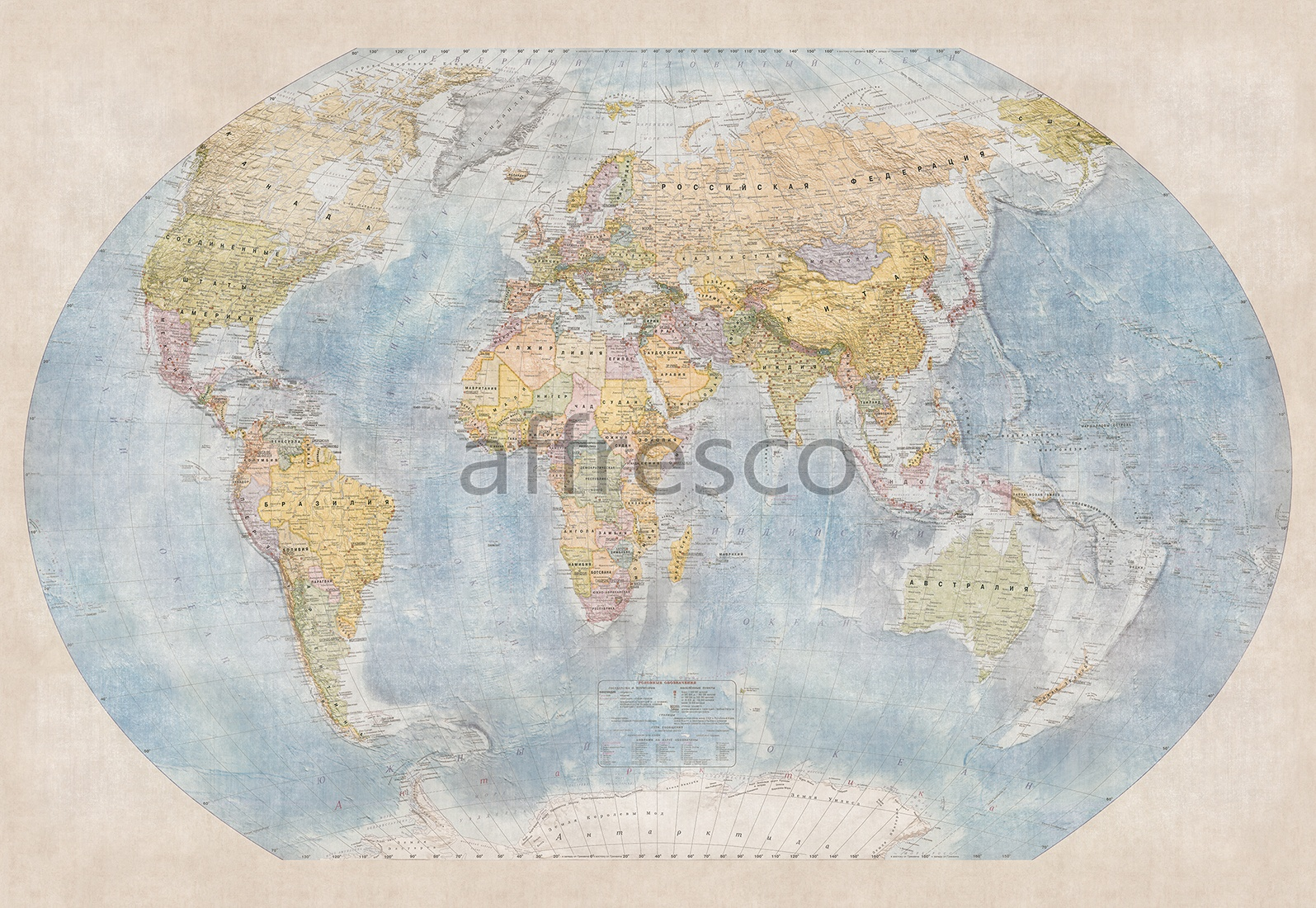 ID136477 | Maps |  | Affresco Factory
