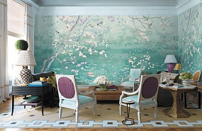 Handmade wallpaper, Handmade wallpaper | Chinese Motif