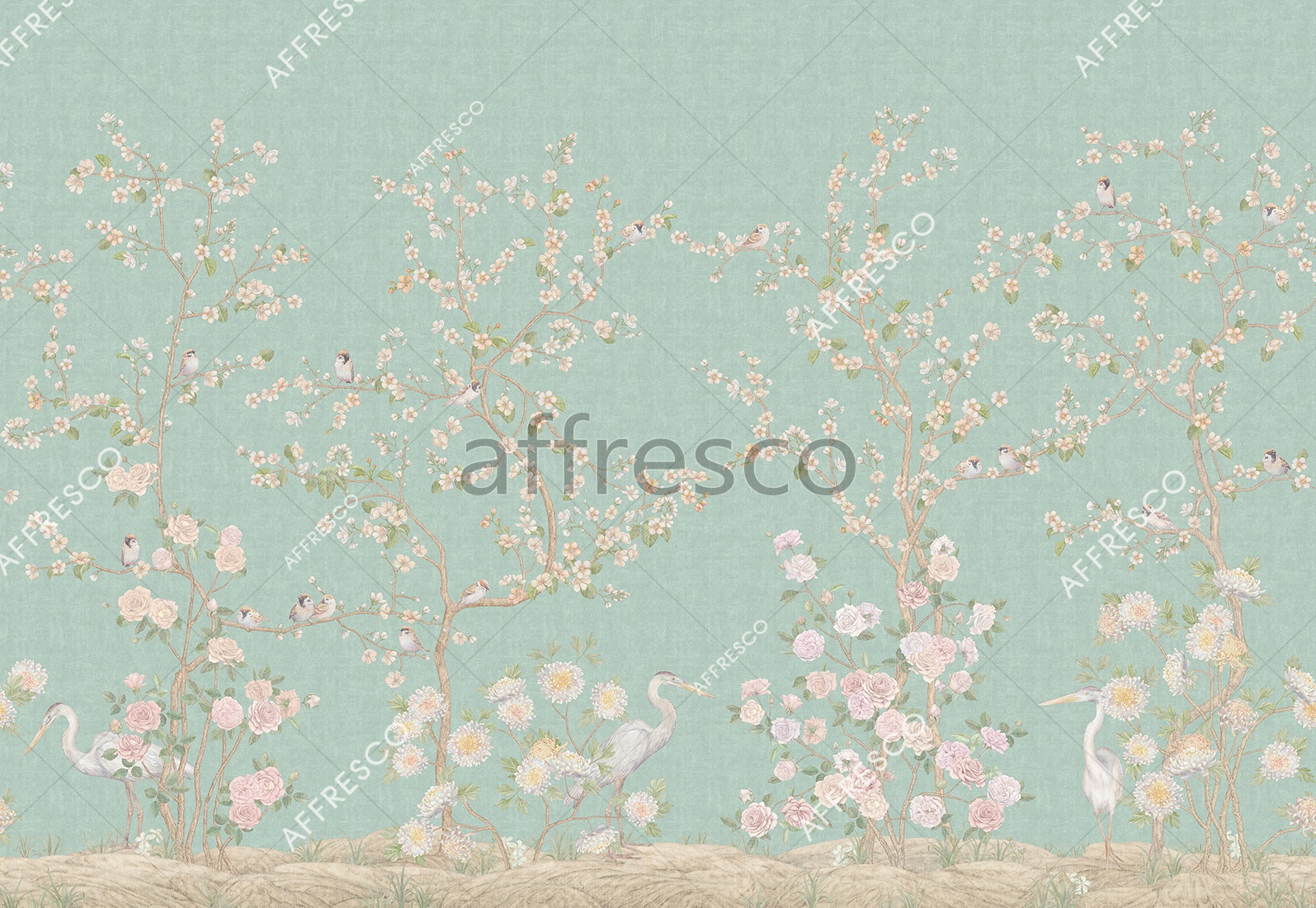 ID136101 | Gardens |  | Affresco Factory