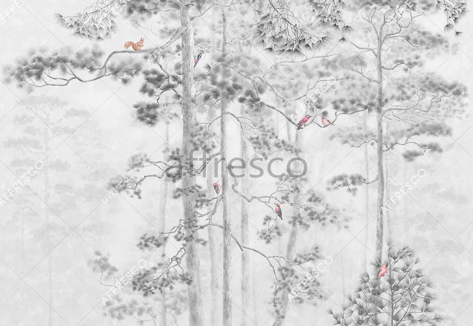 ID137607 | Forest |  | Affresco Factory