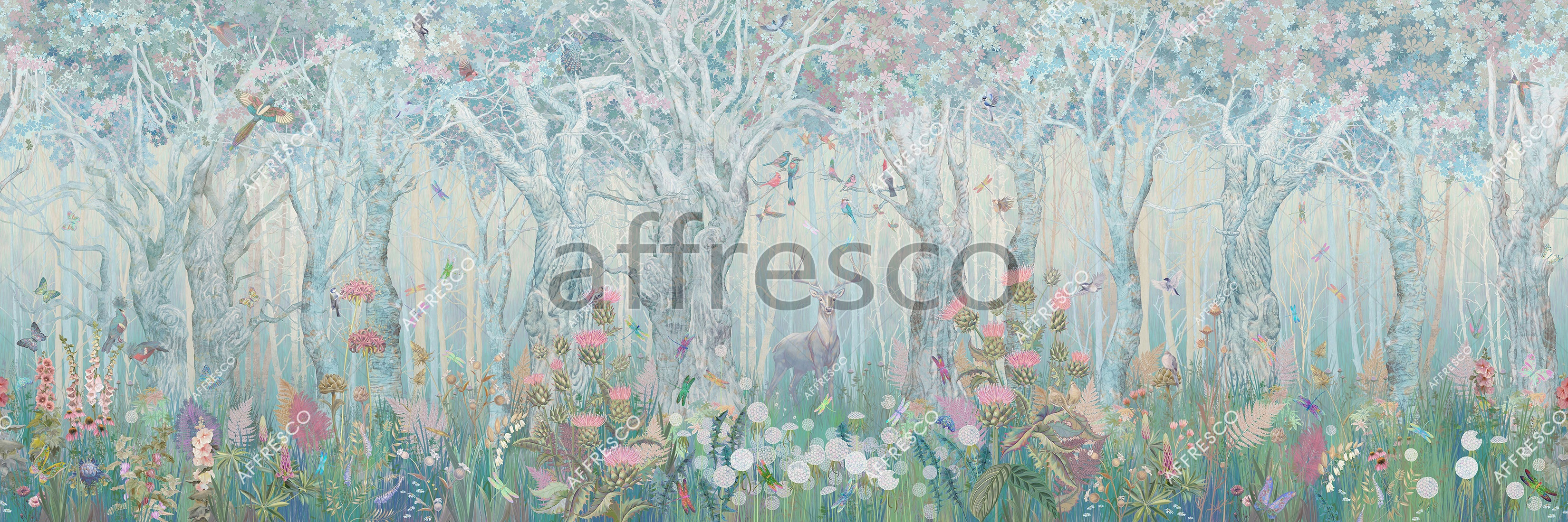 ID136009 | Forest |  | Affresco Factory